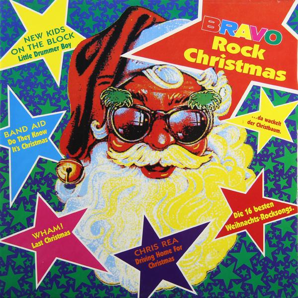 VARIOUS ARTISTS VARIOUS ARTISTS - BRAVO ROCK CHRISTMAS