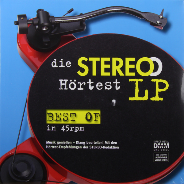 Various Artists Various Artists - Die Stereo Hortest Best Of Lp (2 LP) various artists various artists mamma roma addio