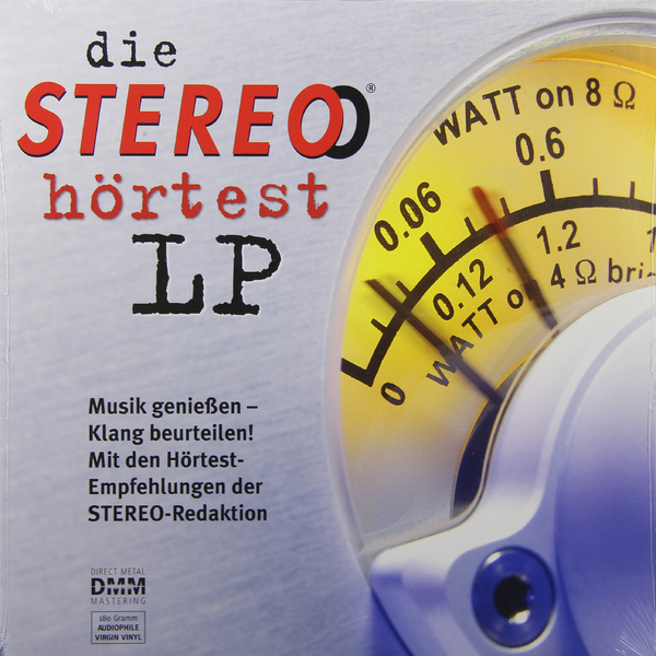 Various Artists Various Artists - Die Stereo Hortest Lp (2 Lp, 180 Gr) various artists various artists motown funk 2 lp