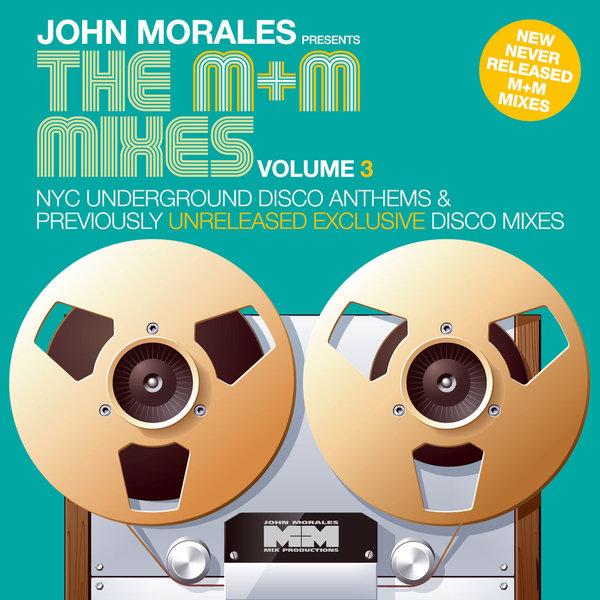 Various Artists Various Artists - John Morales Presents The M   M Mixes Vol. 3 Part A (2 LP) crusade vol 3 the master of machines