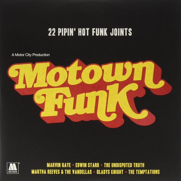 Various Artists Various Artists - Motown Funk (2 LP) various artists various artists mamma roma addio