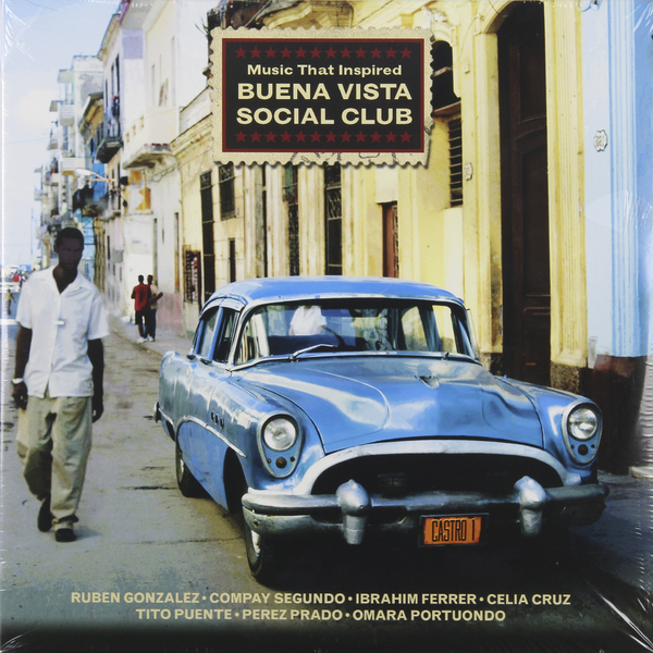 VARIOUS ARTISTS - MUSIC THAT INSPIRED BUENA VISTA SOCIAL CLUB (2 LP)