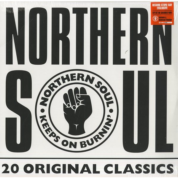 все цены на  VARIOUS ARTISTS VARIOUS ARTISTS - NORTHERN SOUL (2 LP)