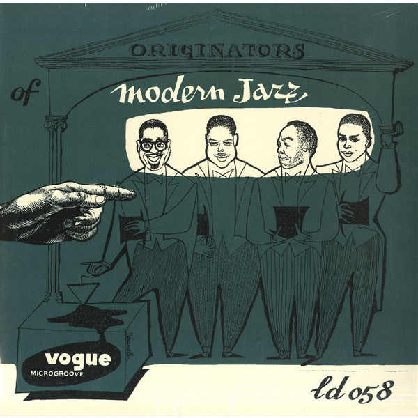 Various Artists Various Artists - Originators Of Modern Jazz (colour)