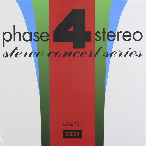 Various Artists Various Artists - Phase Four Stereo (6 LP) various artists various artists mod anthems 2 lp