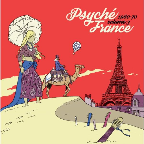 Various Artists Various Artists - Psyche France Vol. 3 - 1960-70 купить