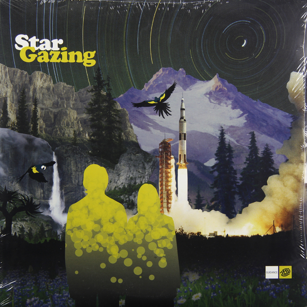 VARIOUS ARTISTS VARIOUS ARTISTS - STARGAZING (3 LP)