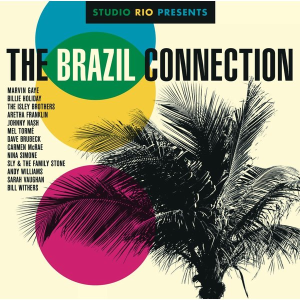 Various Artists Various Artists - The Brazil Connection various artists various artists mamma roma addio