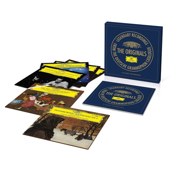 Various Artists Various Artists - The Originals Legendary Recordings (6 Lp Box) various artists various artists mamma roma addio