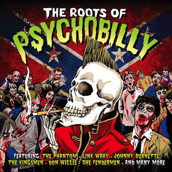Various Artists Various Artists - The Roots Of Psychobilly (2 LP) various artists various artists the legacy of… funk 2 lp