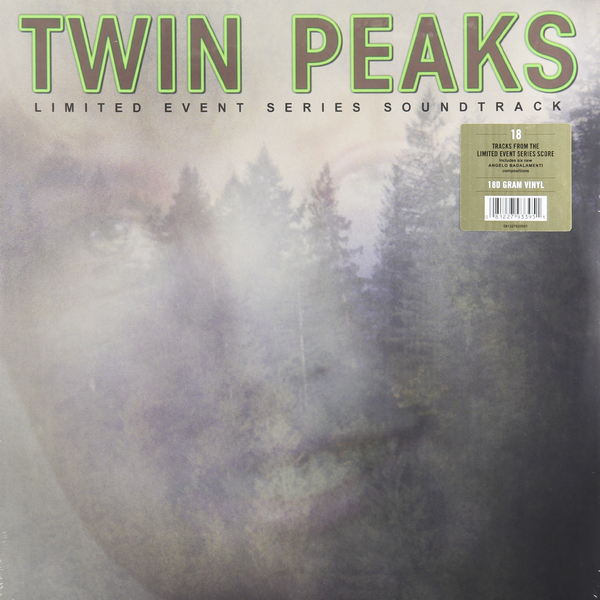 Various Artists Various Artists - Twin Peaks (limited Event Series Soundtrack): Score (2 LP) peaks run 105