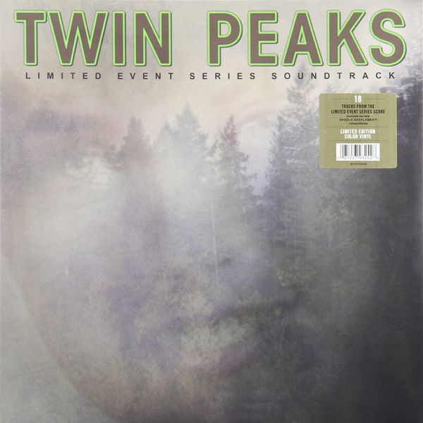 Various Artists Various Artists - Twin Peaks (limited Event Series Soundtrack): Score (2 Lp, Colour) various artists various artists mamma roma addio