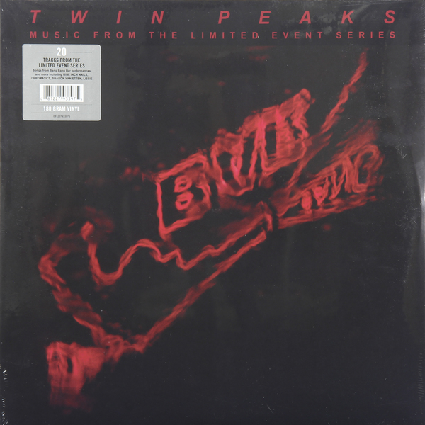 Various Artists Various Artists - Twin Peaks (music From The Limited Event Series) (2 LP) various artists various artists mod anthems 2 lp