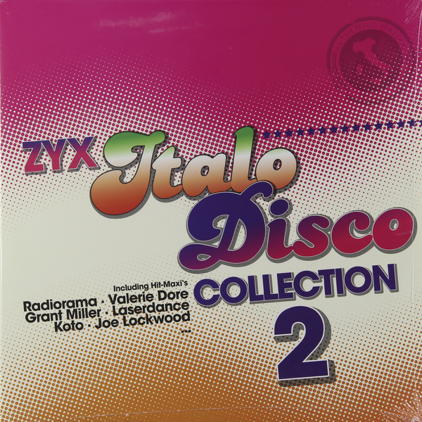 Various Artists Various Artists - Zyx Italo Disco Collection 2 (2 LP) various artists various artists mod anthems 2 lp
