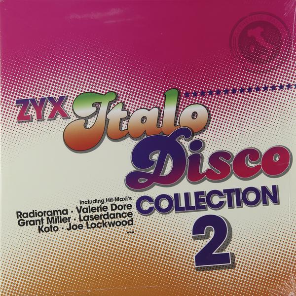 Various Artists Various Artists - Zyx Italo Disco Collection 2 (2 LP) various artists various artists 12 inch dance 80s groove 2 lp