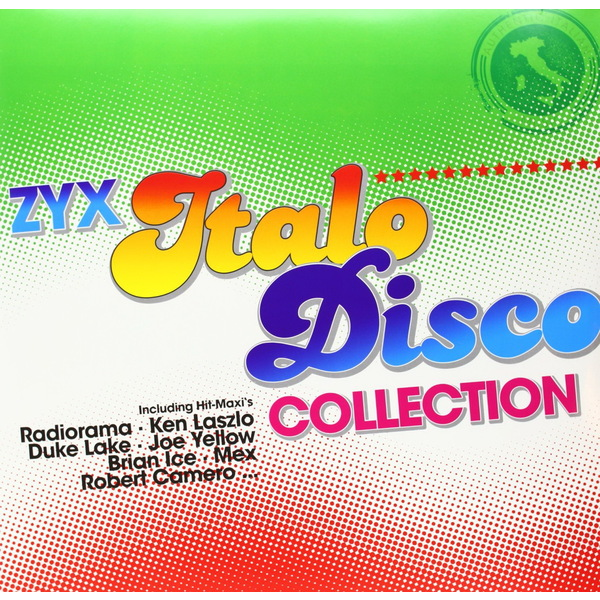 Various Artists Various Artists - Zyx Italo Disco Collection (3 LP) various artists various artists mamma roma addio