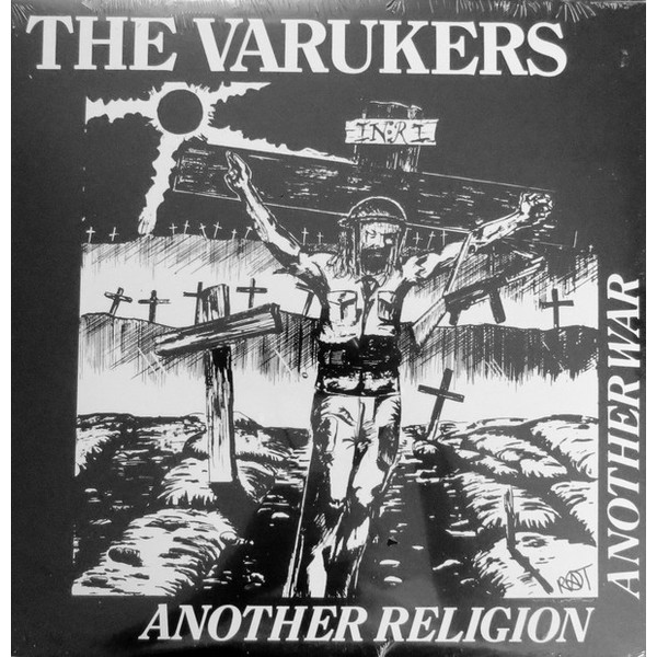 VARUKERS VARUKERS - ANOTHER RELIGION ANOTHER WAR (180 GR)