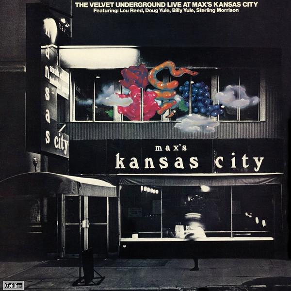 Velvet Underground Velvet Underground - Live At Max's Kansas City (2 LP) mastodon mastodon live at the aragon 2 lp dvd