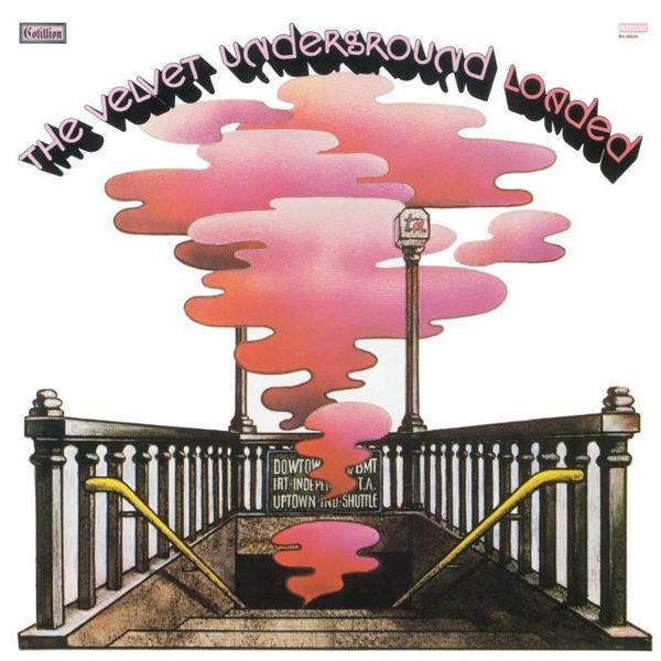 Velvet Underground Velvet Underground - Loaded (colour)