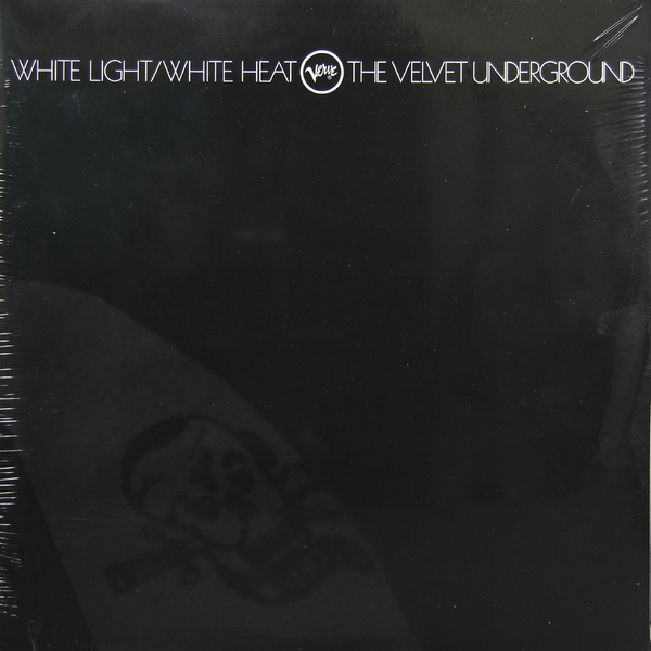 VELVET UNDERGROUND VELVET UNDERGROUND - WHITE LIGHT/ WHITE HEAT (2 LP)