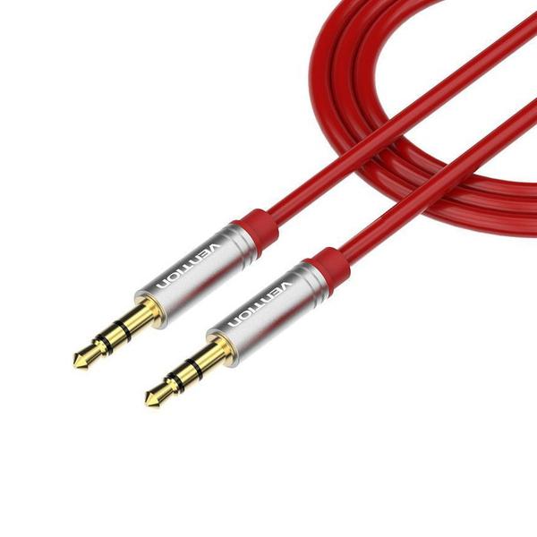 Кабель miniJack-miniJack Vention P360AC-R100 1 m кабель minijack minijack vention vab c01 b