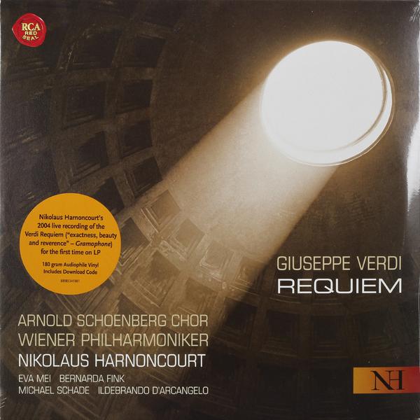 VERDI VERDI - Requiem (2 LP) daniel barenboim verdi requiem