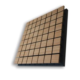 Панель для акустической обработки Vicoustic Flexi Wood A50 Light Brown (8 шт.) vicoustic wave wood white 10 шт