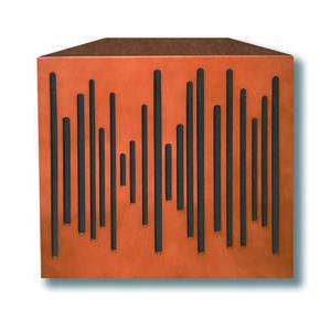 Панель для акустической обработки Vicoustic Super Bass Extreme Cherry (2 шт.) акустика центрального канала vandersteen vcc 2 cherry
