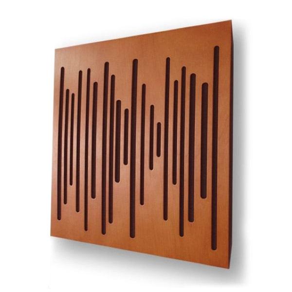 Панель для акустической обработки Vicoustic Wave Wood Cherry (10 шт.)