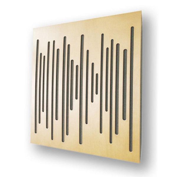 Панель для акустической обработки Vicoustic Wave Wood Nordik (10 шт.) vicoustic wave wood white 10 шт