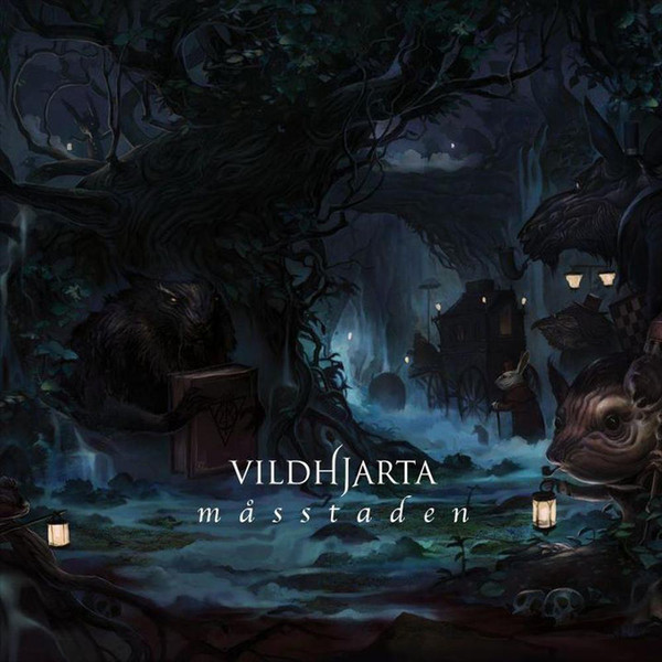Vildhjarta Vildhjarta - Masstaden (lp + Cd) aborted aborted retrogore lp cd