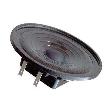 Динамик широкополосный VisatonДинамик широкополосный<br>Размеры динамика: 64 мм (2,5 ); Полоса пропускания: 200–15000 Гц; Резонансная частота: 300 Гц; Мощность: 2 Вт; Чувствительность: 86 дБ; Сопротивление: 8 Ом. Защита от влаги и УФ излучения.<br>