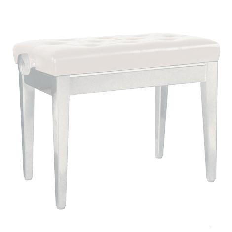 Банкетка для пианино Vision AP-5102 White