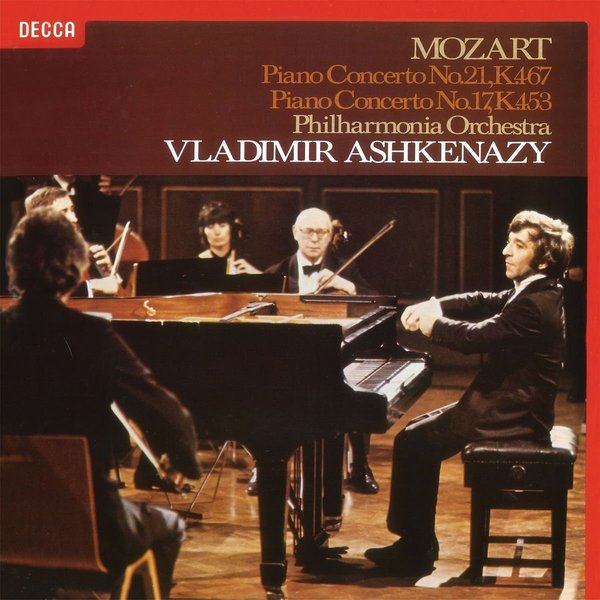 Mozart MozartVladimir Ashkenazy - : Piano Concertos No. 17   21 борис березовский concertos pour piano 2