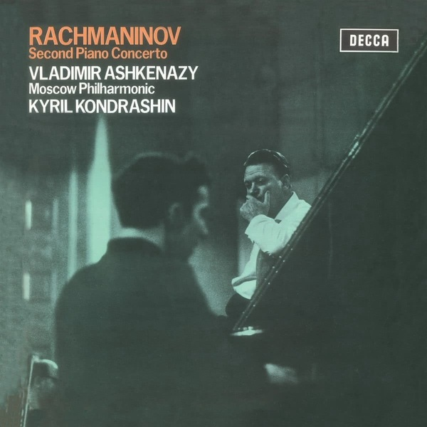 RACHMANINOV VLADIMIR ASHKENAZY - RACHMANINOV: PIANO CONCERTO NO.2 IN C MINOR black english collar buttons front grid pattern shirt