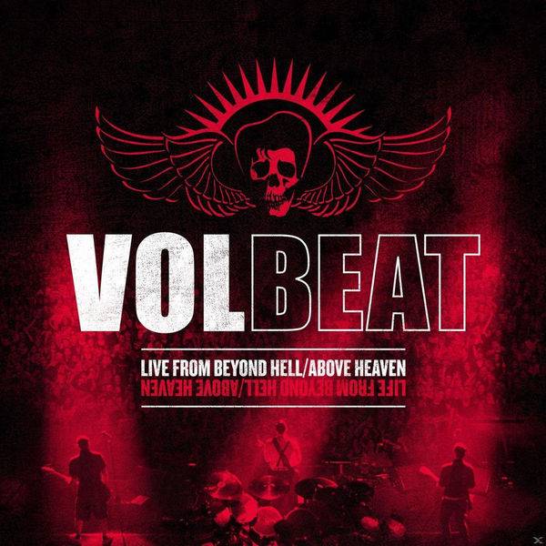 Volbeat Volbeat - Live From Beyond Hell / Above Heaven (3 LP) volbeat graz