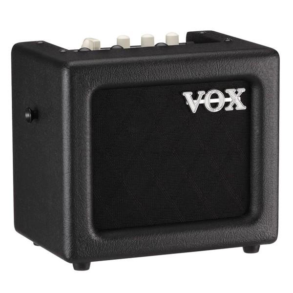Гитарный комбоусилитель VOX MINI3-G2 Black
