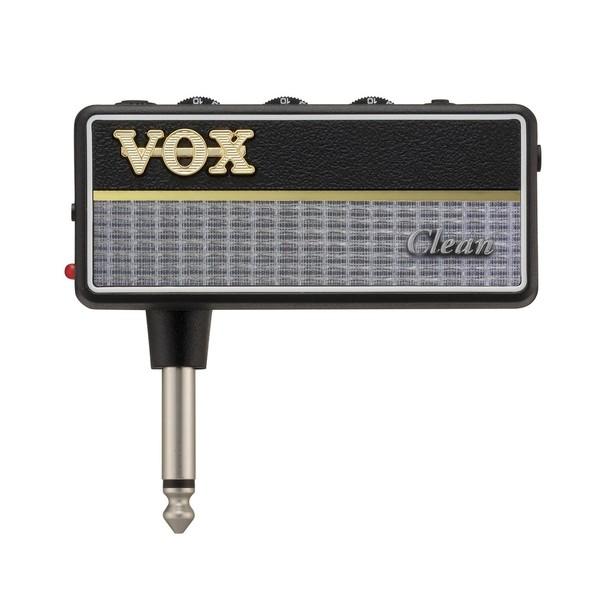 Гитарный мини-усилитель VOX Гитарный усилитель для наушников  amPlug 2 Clean гитарный усилитель vox amplug 2 classic rock