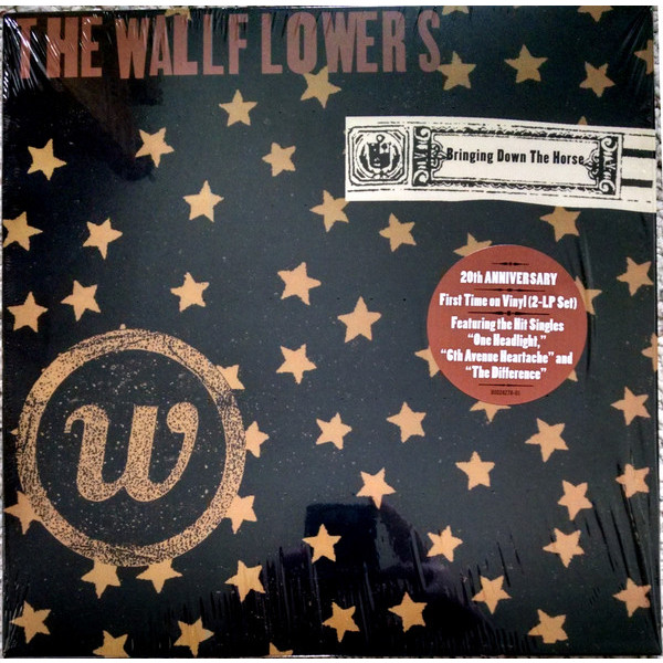 Wallflowers Wallflowers - Bringing Down The Horse (2 LP) down down down ii a bustle in your hedgerow… 2 lp