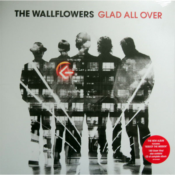 Wallflowers Wallflowers - Glad All Over (lp+cd) partners lp cd