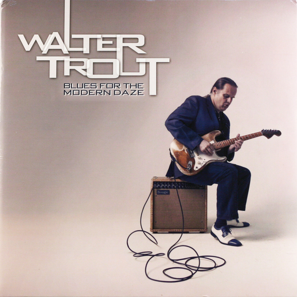 где купить  Walter Trout Walter Trout - Blues For The Modern Daze (2 LP)  по лучшей цене