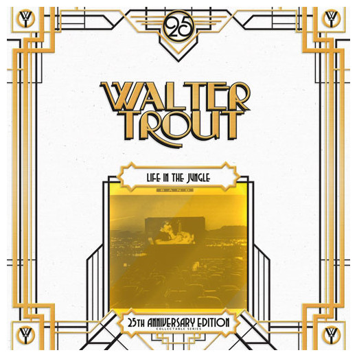 Walter Trout Walter Trout - Life In The Jungle - 25th Anniversary (2 LP) вафельница clatronic pm 3622 silver