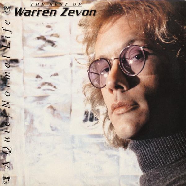 Warren Zevon Warren Zevon - A Quiet Normal Life: The Best Of Warren Zevon warren e buffett lawrence a cunningham los ensayos de warren buffett