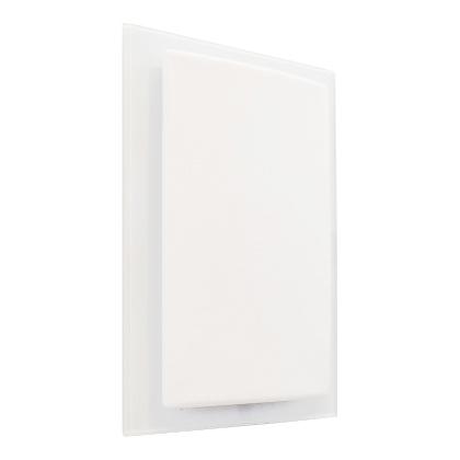 Встраиваемая акустика Waterfall Hurricane In Wall Glass White (1 шт.) стойка для акустики waterfall serio hurricane white