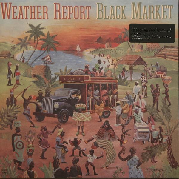 WEATHER REPORT WEATHER REPORT - BLACK MARKET (180 GR)