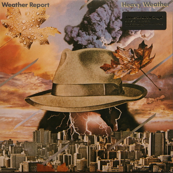 WEATHER REPORT WEATHER REPORT-HEAVY WEATHER (180 GR)