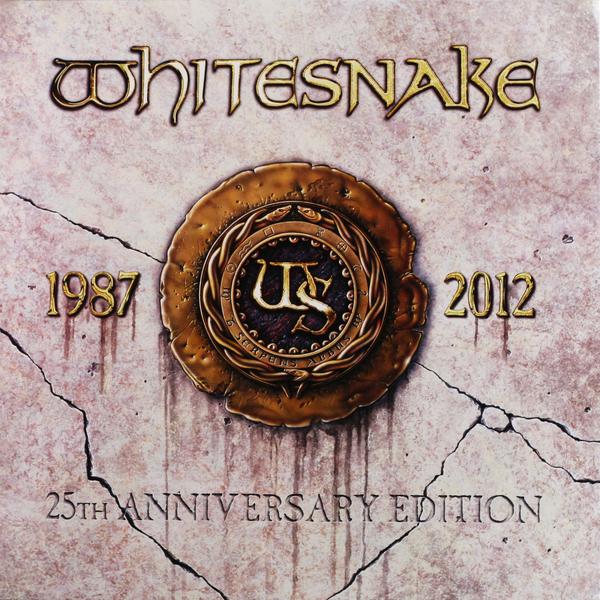 WHITESNAKE WHITESNAKE-1987
