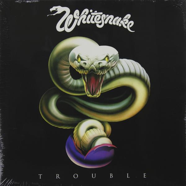 WHITESNAKE WHITESNAKE-TROUBLEВиниловая пластинка<br><br>