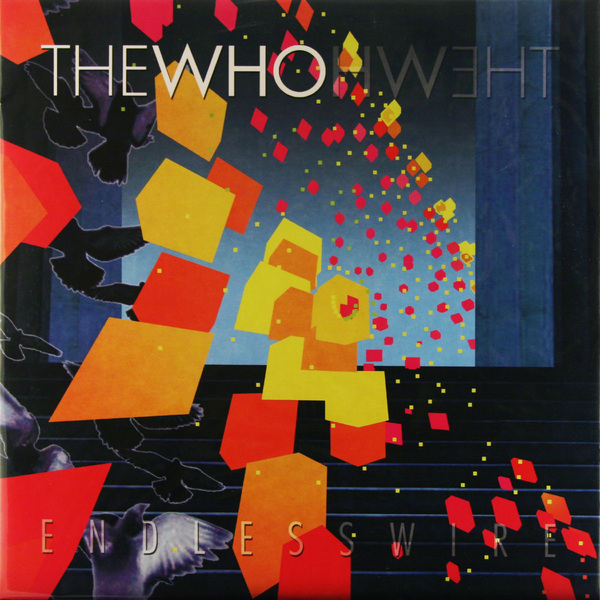 WHO WHO - Endless Wire (2 LP) pcdvd j endless space 2 pcdvd j endless space 2