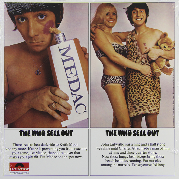WHO WHO - THE WHO SELL OUT